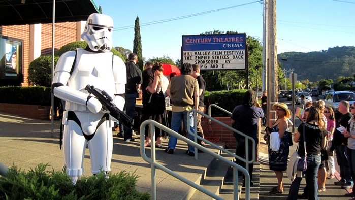 Star Wars Event Supporting the Mill Valley Film Festival
