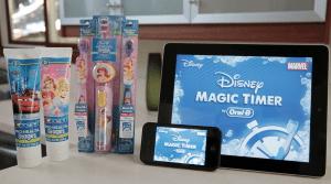 Video Production P&G Disney iPhone App