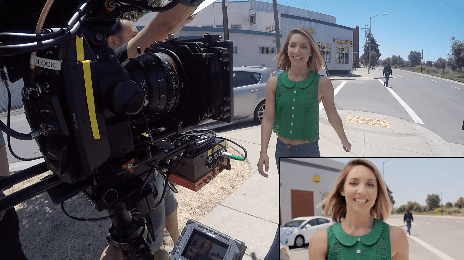 Video Production in San Francisco with Steadicam
